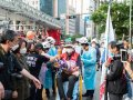 South Korean Ends Yearlong Tower Protest After Samsung Apologizes
