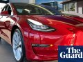 We waited months for Tesla to repair accident damage