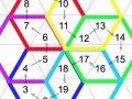 The Prime Hexagon