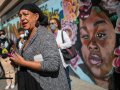 Black women speak out in Oakland after Breonna Taylor decision