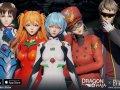 Dragon Raja x Evangelion is now on PC